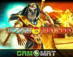 Books & Temples Online Kostenlos Spielen