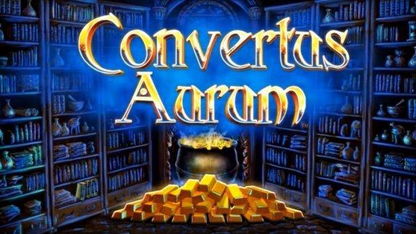 Spiele Convertus Aurum - Video Slots Online