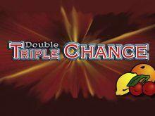 Double Triple Chance Online Kostenlos Spielen