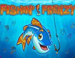Fishin' Frenzy kostenlos spielen