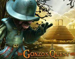 Gonzo's Quest kostenlos spielen