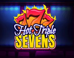 Hot Triple Sevens kostenlos spielen