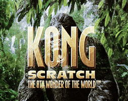 Kong: The 8th Wonder Scratch