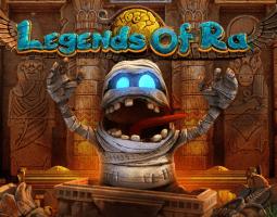 Legends of Ra kostenlos spielen