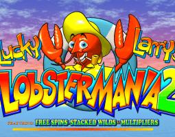 Lucky Larry's Lobstermania 2 kostenlos spielen
