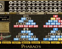 Pharao's Bingo Online Kostenlos Spielen
