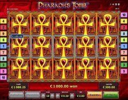 Pharaohs Tomb Online Kostenlos Spielen