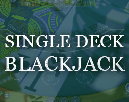 Single Deck Blacjjack