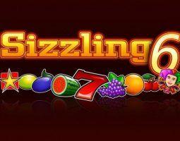 Sizzling 6 kostenlos spielen