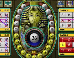 Pharaoh Bingo Online Kostenlos Spielen