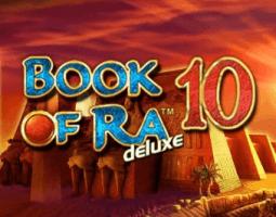 Book of Ra Deluxe 10 Online kostenlos spielen