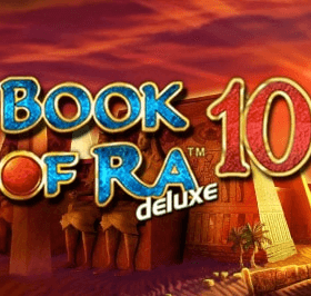 Book of Ra 10 Spielautomat