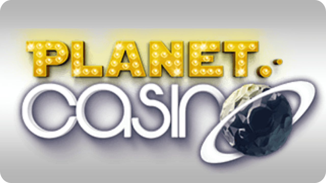 planet casino logo