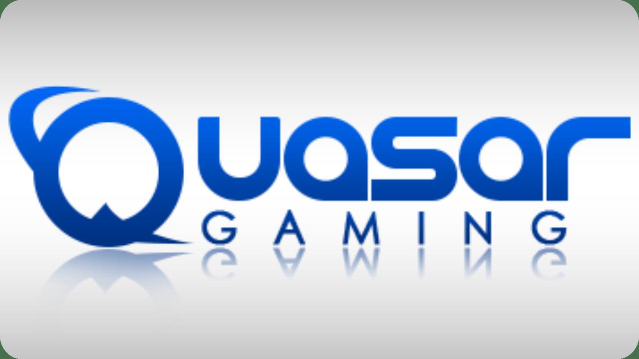 quasar gaming casino logo