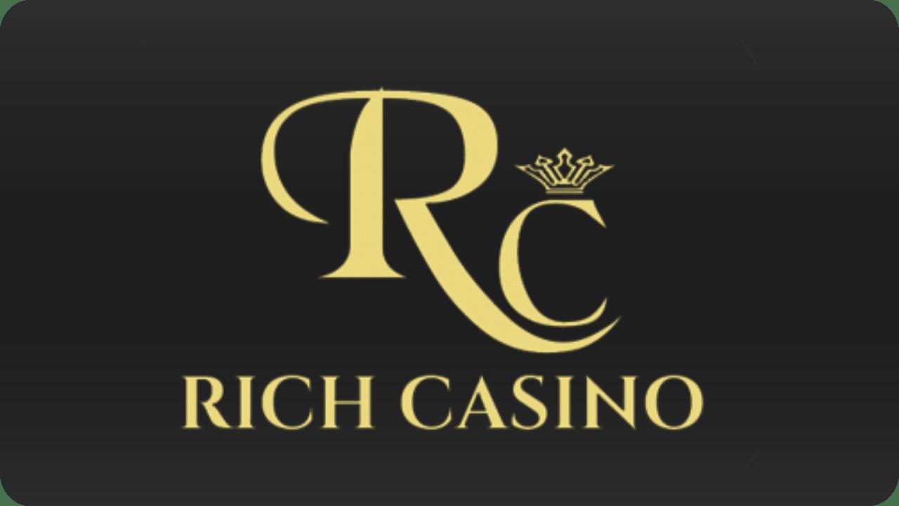 rich casino logo