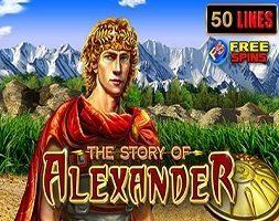 The Story of Alexander Online Kostenlos Spielen