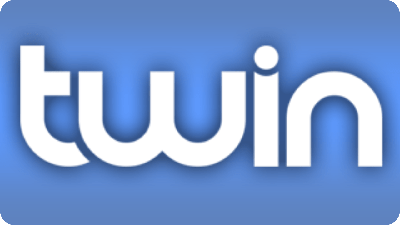 twin casino logo
