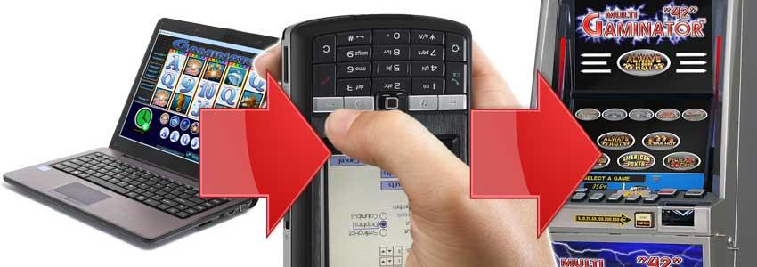 Spielautomaten Manipulieren Mit Handy